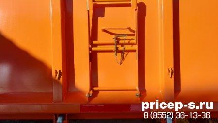 самосвальная установка КамАЗ 65115 НефАЗ 45147