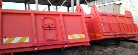 кузов на камаз 65115 производство нефаз модель 45147