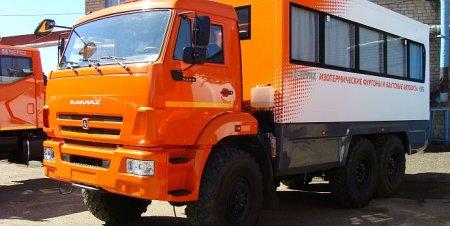 Вахтовый автобус 4208