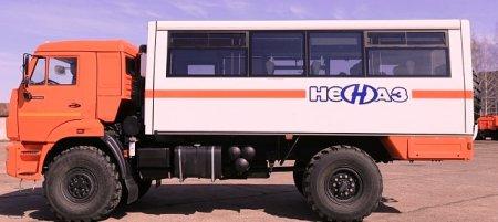 НЕФАЗ 42111 вахтовый автобус