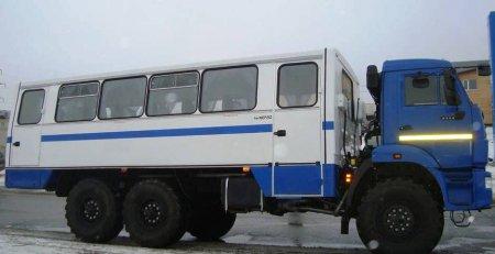 НЕФАЗ 4208 вахтовый автобус 22м